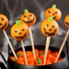 Jack o'Lantern Cake Pops {vegan} - And $1,000 Giveaway