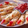 Easy Witch Finger Breadsticks