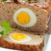 Stuffed Egg Meatloaf