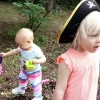How to Set-Up a Toddler Pirate Treasure Hunt