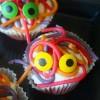 Spaghetti Monster Cupcakes {Vegan & Gluten-Free}