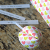Fortune Cookie Valentines Printable