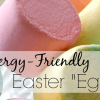 Dyed Marshmallow Easter Coloring Fun