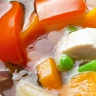 Quick Chicken Vegetable Soup