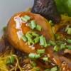 Chicken and Mushroom Gravy Ramen Recipe