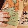 Mommy, I want a tattoo...