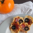 Mini-Pizza Cups {making lunch fun for kids series}