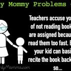 Nerdy Mommy Problems #455