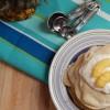 Dairy-Free & Egg-Free Pina Colada Pancakes {Vegan}