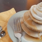 Rootbeer Float Pancakes {Dairy-Free and Nut-Free}