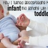 How I Turned Breastfeeding My Infant into Bonding with My Toddler