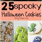 25 Spooky Halloween Cookie Recipes