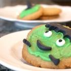 Easy Frankenstein Cookies