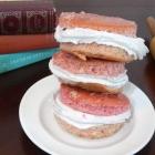 Cake Ice Cream Sandwiches