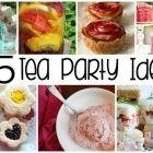 25 Picture Perfect Tea Party Ideas for a Girly-Fun Birthday