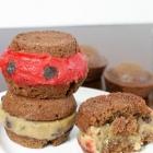 Ninja Brownie Cookie Dough Bites - Eggless & Dairy-Free