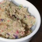 Eggless & Dairy-free Cake Batter Dip