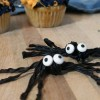 Easy Candy Spiders