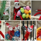 12 Free Printable Elf on the Shelf Masks