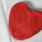 Taste-Safe Peppermint Play Dough