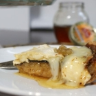 Honey Pie with Brie Topping