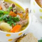 3-Ingredient Leftover Turkey Stew