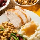 Easy Thanksgiving Dinner and Shopping List