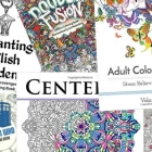 25 Super-Fun Adult Coloring Books Under $15