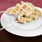 Eggless Waffle Dog Recipe