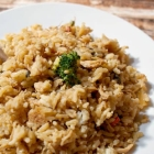One Pan Chicken Fried Rice Recipe
