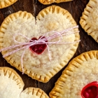 Easy Valentines Hand Pies
