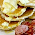 Easy Protein-Packed Cinnamon Pecan Pancakes