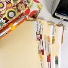 Make Doing Taxes Easy - DIY Chic Tax Organization File Box