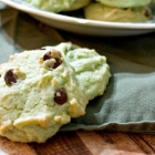 Vegan & Gluten-Free Mint Chocolate Chip Cookies - AKA Migraine Cookies