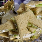 Easy Dairy-Free Cucumber Sandwiches for a Tea Party
