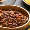 Texas Chili con Carne (chili with meat)
