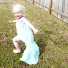How to Make an Easy Mermaid Tail for a Toddler or Baby