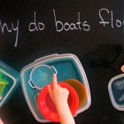 How do Boats Float an Experiment & Book Review The Unlikely Adventures of Mabel Jones
