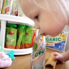 How I Saved My Sanity with a Toddler Snack Station
