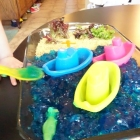 Edible Pirate EcoSystem (Beach Ecosystem) & a Book Review of Mabel Jones and the Forbidden City