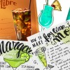 4 Amazing Summer Mixed Drinks - With Cute, Free Printable Recipe Cards