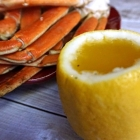 Garlic Lemon Butter for Dipping Crab & How to Make Lemon Cups