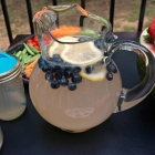 Easy Blueberry Lemonade