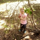 Building a Stick TeePee Simple Outdoor STEM Invitation to Play