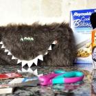 DIY Monster Box Top Collector Craft