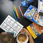How to Slow-Down Breakfast Before School {and why you need to}