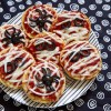 Spider Web Pizza Snacks