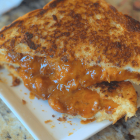 Chili Cheese Grilled Cheese