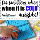 Indoor Games for Toddlers When It Is Cold Outside