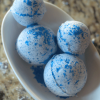 Tardis Bath Bombs - The Perfect Dr Who Fan Gift